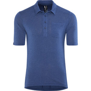 Endura Urban Concrete Polo Men blue bei fahrrad.de Online
