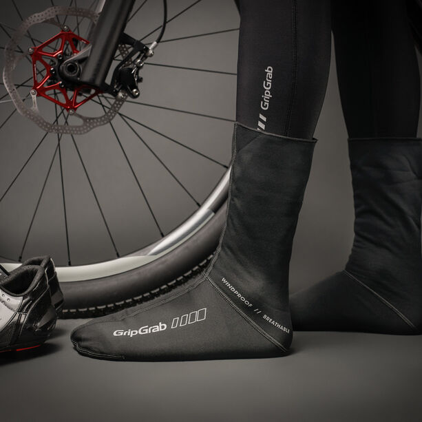 GripGrab Windproof Socks black