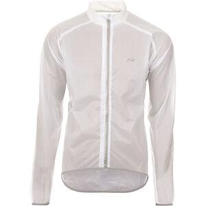 Protective Raincover Jacket Herren white white