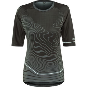 Race Face Khyber 3/4 Sleeve Jersey Damen black black