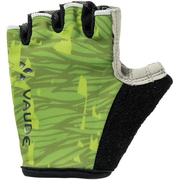 VAUDE Grody Gloves Kinder chute green
