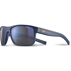 Julbo Renegade Octopus 2-4 Sunglasses Herren bark blue/blue gray bark blue/blue gray