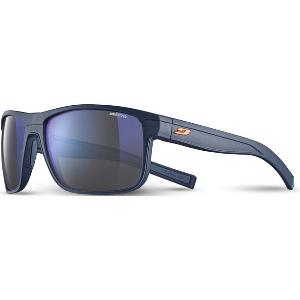 Julbo Renegade Octopus 2-4 Sunglasses Herren bark blue/blue gray