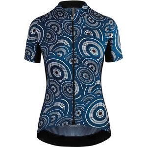 assos UMA GT SS Jersey Damen caleum blue caleum blue