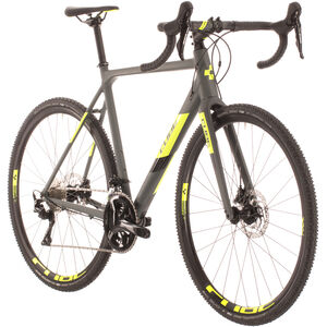 Cube Cross Race Pro grey/flash yellow grey/flash yellow
