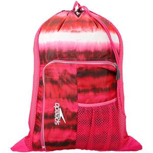 speedo Deluxe Ventilator Mesh Bag 35l cage pink cage pink