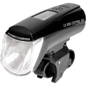 Trelock LS 950 Control ION Frontscheinwerfer schwarz schwarz