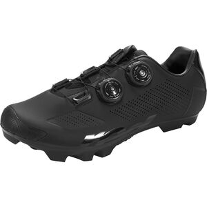 Red Cycling Products PRO Mountain I Carbon MTB Schuhe schwarz schwarz