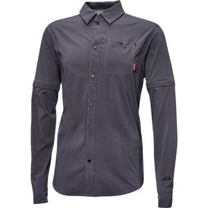 Protective P-Aight-RS Longsleeve Shirt Herren gunmetal gunmetal