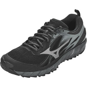 Mizuno Wave Ibuki GTX Running Shoes Men black/metallic shadow/dark shadow bei fahrrad.de Online