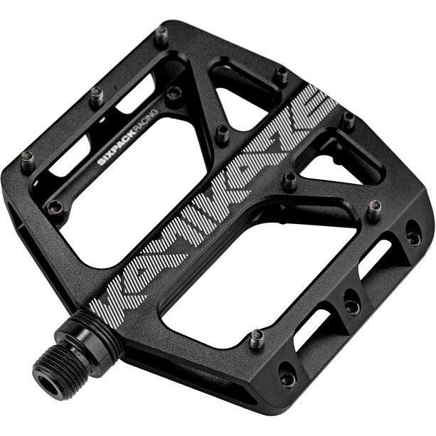 Sixpack Kamikaze 2.0 Pedals black