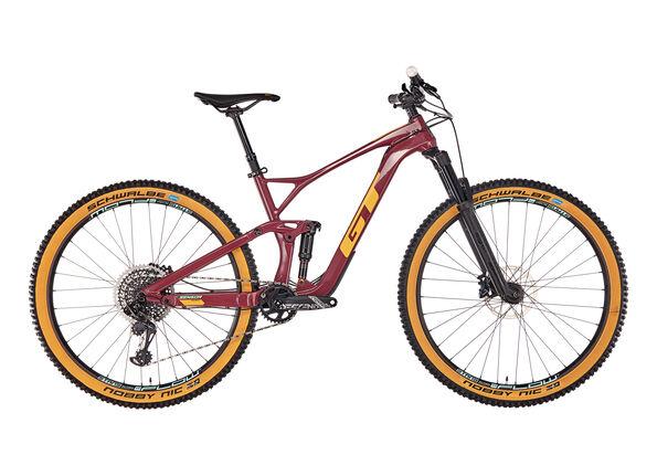 GT Bicycles Sensor Carbon Expert