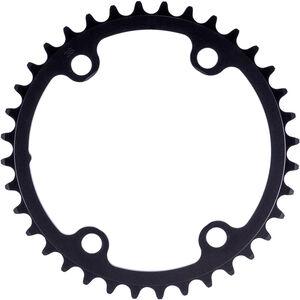 Rotor Inneres Kettenblatt BCD110x4 für ALDHU/Shimano black black