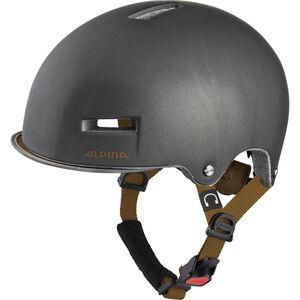 Alpina Grunerlokka Helmet sepia bei fahrrad.de Online
