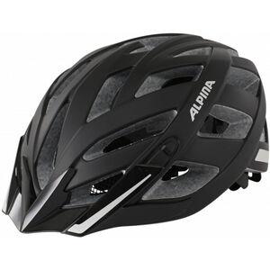 Alpina Panoma City Helmet black matt reflective bei fahrrad.de Online