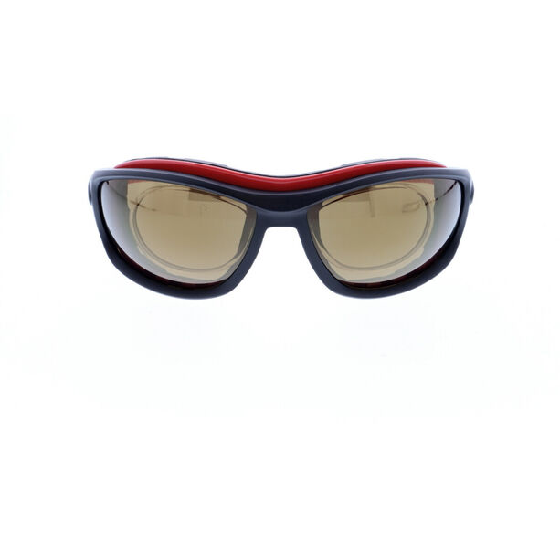 Jill Sport J-SP105 Sonnenbrille black-red