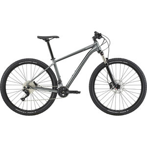 "Cannondale Trail 4 29"" charcoal gray charcoal gray"