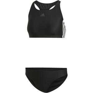 adidas Fit 3-Stripes 2 Piece Bikini Women black bei fahrrad.de Online