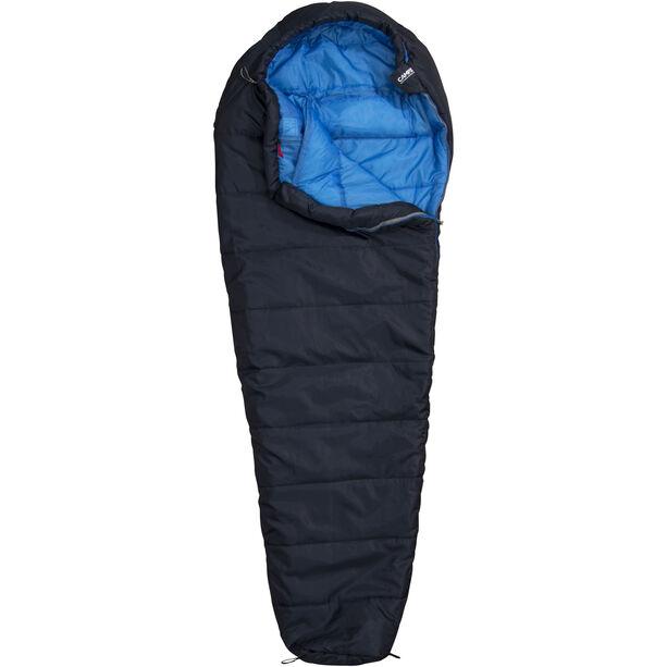 CAMPZ Trekker Pro Schlafsack anthrazit/blau