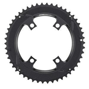 SRAM Powerglide Road Kettenblatt Asymmetrisch 3mm 11-fach schwarz schwarz