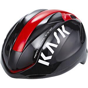 Kask Infinity Helm schwarz/rot schwarz/rot