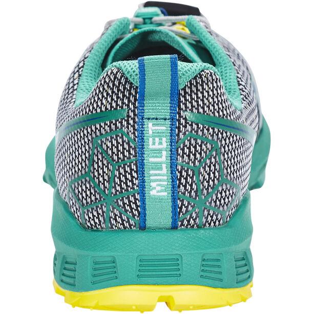 Millet Light Rush Shoes Damen dynasty green/butter cup