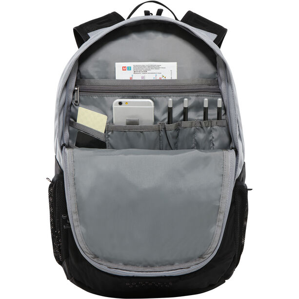The North Face Borealis Classic Backpack 29l mid grey heather/tnf black