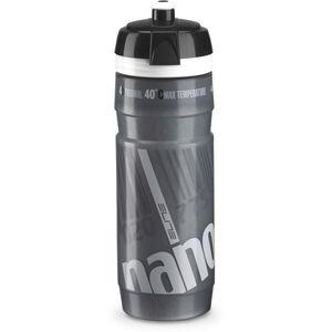 Elite Nanogelite Thermoflasche 500ml smoke/weiß