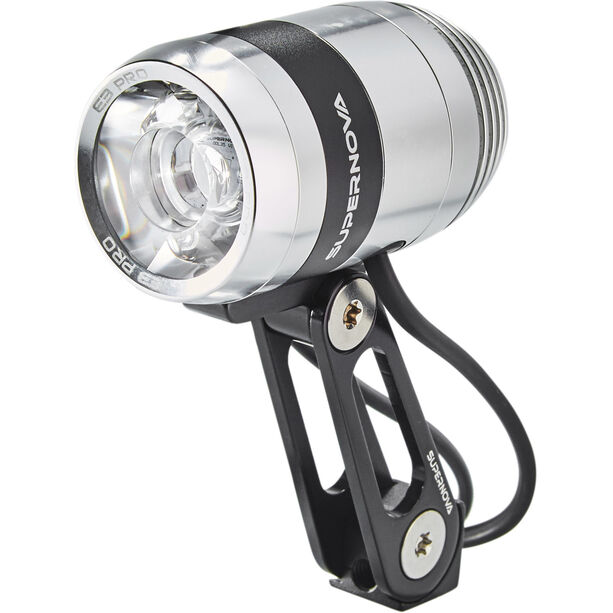 Supernova E3 Pro 2 Frontlicht silber