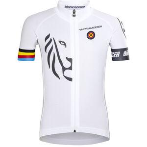 Bioracer Van Vlaanderen Pro Race Jersey Kids white bei fahrrad.de Online