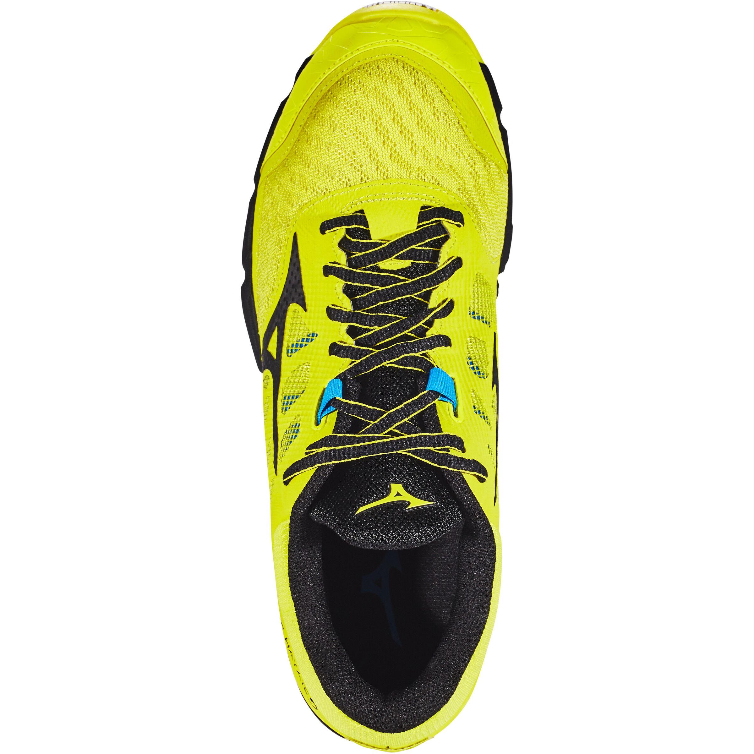 Mizuno Wave Hayate 5 Shoes Herren boltblack