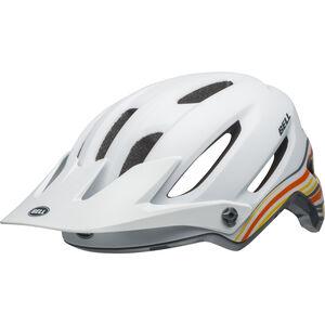 Bell 4Forty Helmet rush matte/gloss white/orange rush matte/gloss white/orange