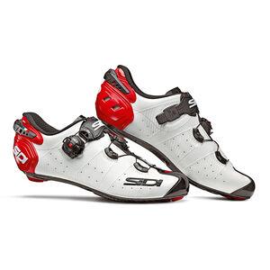 Sidi Wire 2 Carbon Shoes Herren white/black/red white/black/red