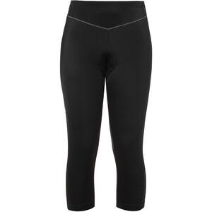 VAUDE Active 3/4 Pants Damen black uni black uni