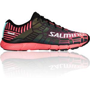 Salming Speed 6 Shoes Damen black/magenta black/magenta