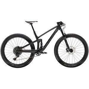 Trek Top Fuel 9.8 GX matte carbon/gloss trek black matte carbon/gloss trek black