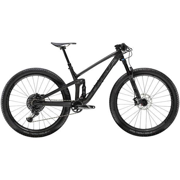 Trek Top Fuel 9.8 GX matte carbon/gloss trek black