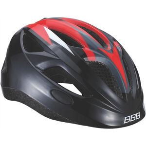 BBB Hero Flash Star BHE-48 Helm Kinder rot rot