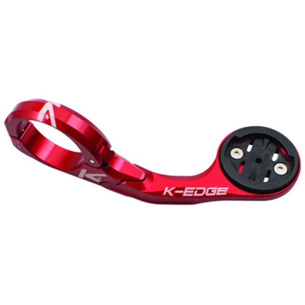 K-EDGE Garmin Pro XL Combo Lenkerhalterung rot