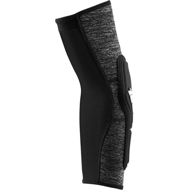 100% Ridecamp Elbow Guards grey heather/black