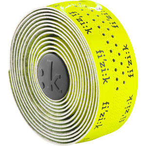 Fizik Superlight Glossy Lenkerband  Fizik Logo fluo gelb bei fahrrad.de Online