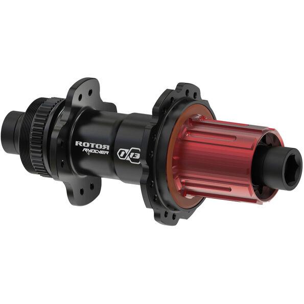 Rotor R-Volver Hinterradnabe 13-speed 12x142mm Centerlock J-Bend Disc black