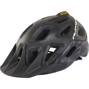 Mavic Crossride Helmet Herren black/black black/black