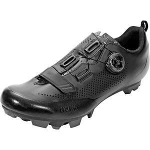 Fizik Terra X5 MTB Schuhe Herren schwarz/schwarz schwarz/schwarz