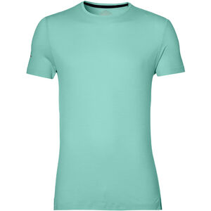 asics Seamless SS Top Herren opal green heather opal green heather
