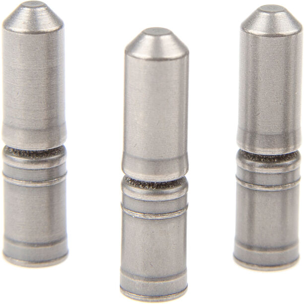 Shimano Kettennietstifte 9-fach 3 Stück silber