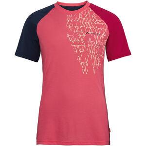 VAUDE Moab IV Shirt Damen bright pink bright pink