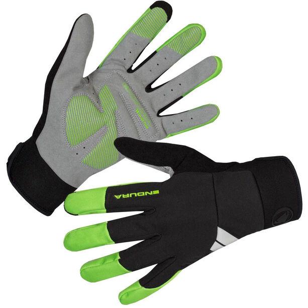 Endura Windchill Handschuhe Herren neon-grün