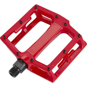 Reverse Super Shape 3D Pedale rot rot
