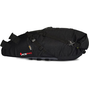 Acepac Saddle Bag black black